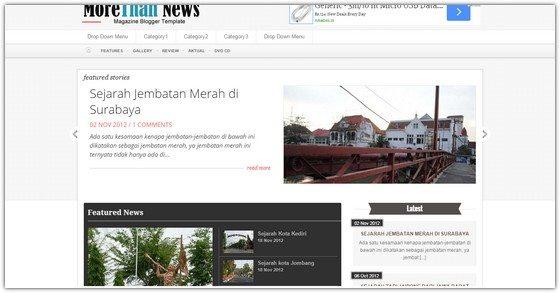 More Than News