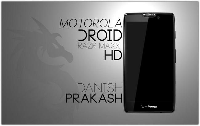 Motorola Droid Razr Maxx HD PSD