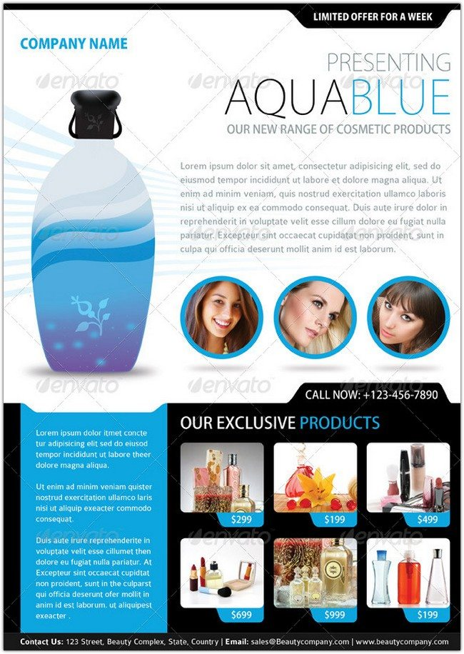 Multiuse Modern Product Flyer