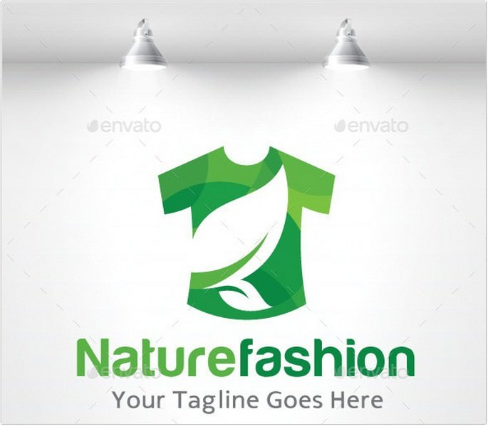 Nature Fashion Logo