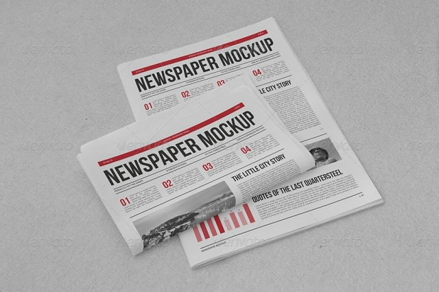 newspaper-mock-up-editable