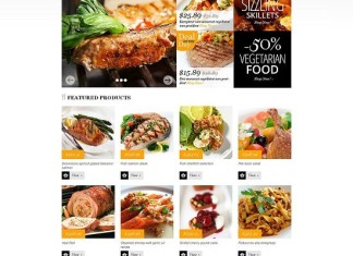 Food & Drink PrestaShop Theme