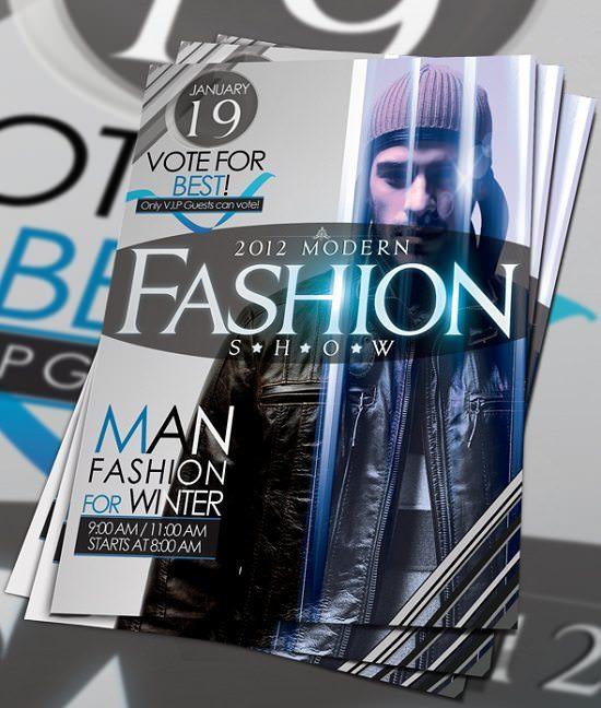 PSD Fashion Flyer