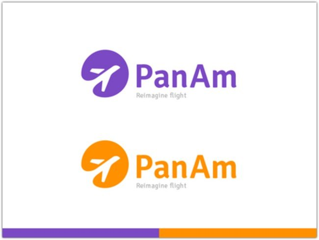 Pan Am Airlines Redesign