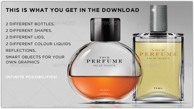 Perfume Bottle Packaging