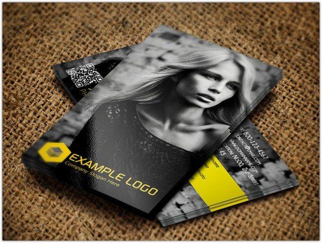 Photographer Business Card #1