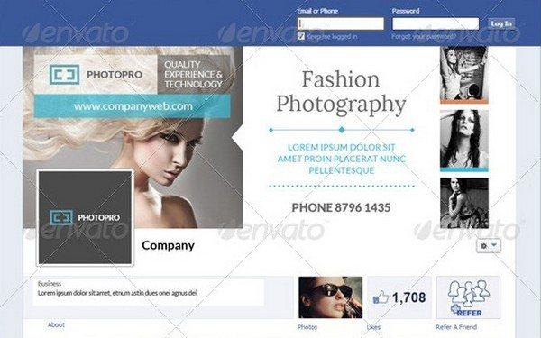 Photography Facebook Cover 1