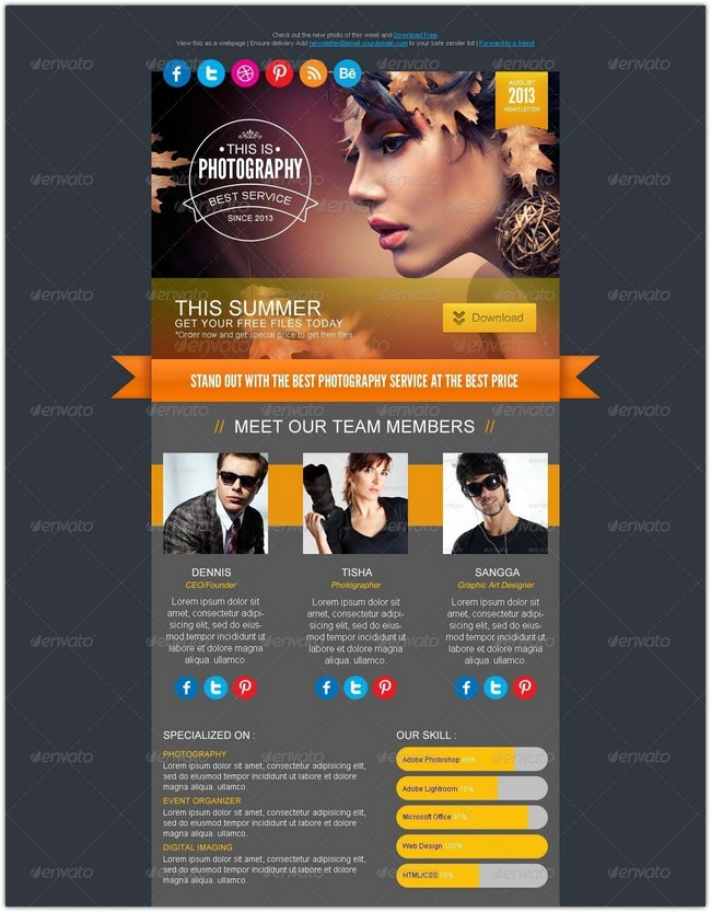 photography-psd-email-template