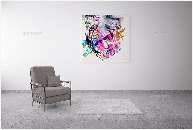 Picture Art Mockup [Vol 4]