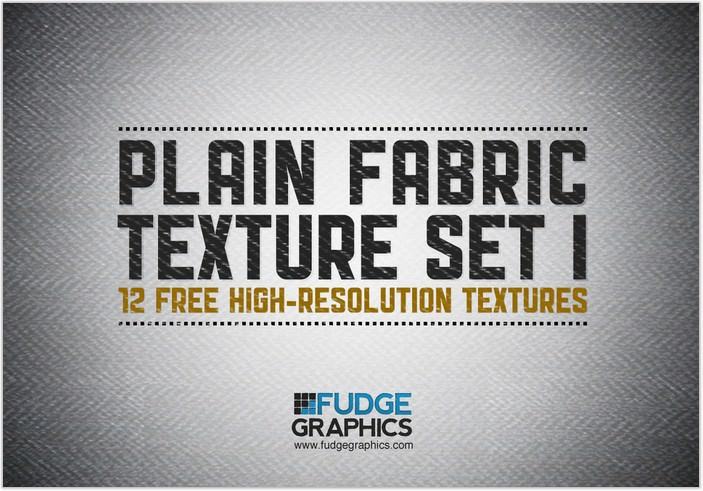 Plain Fabric Texture Set