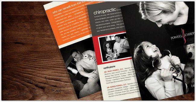 Powell Chiropractic Brochure
