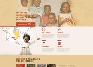 Charity and NGO WordPress Theme