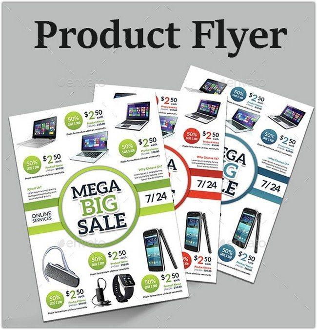 Electronic Promotion PSD