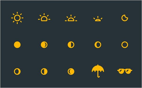 RNS Weather Icons