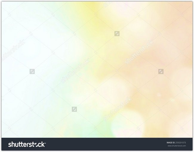 Rainbow bokeh with blur abstract background
