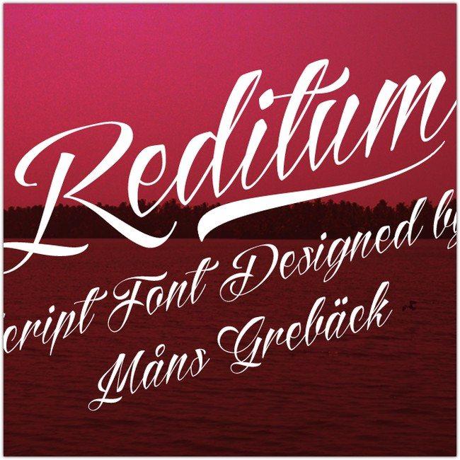 Reditum Font