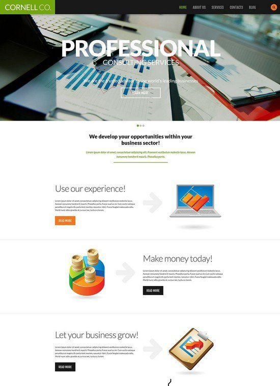 Responsive-Business-Website-Template