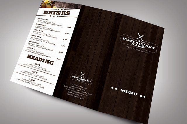 restaurant-menu-modern