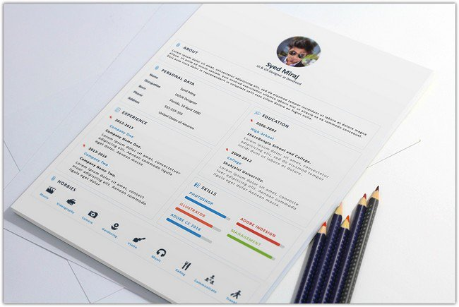 Resume Free Download