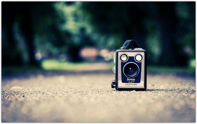 Retro Old Camera