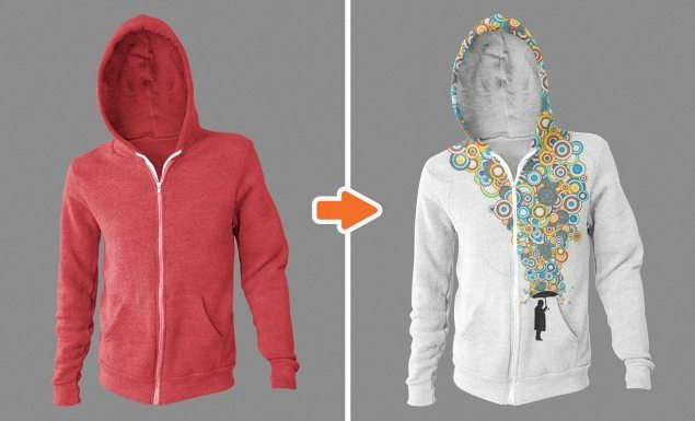 STANDARD ZIP-UP HOODIE MOCKUP TEMPLATES PACK