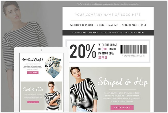 sales-fashion-e-mail-template
