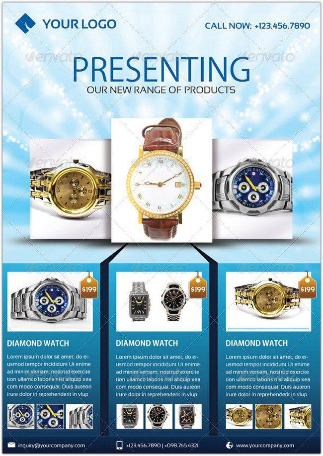 Saptarang Watch Flyer