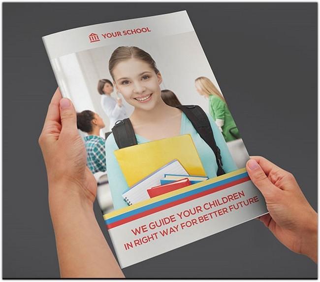 School Brochure Vol - 1