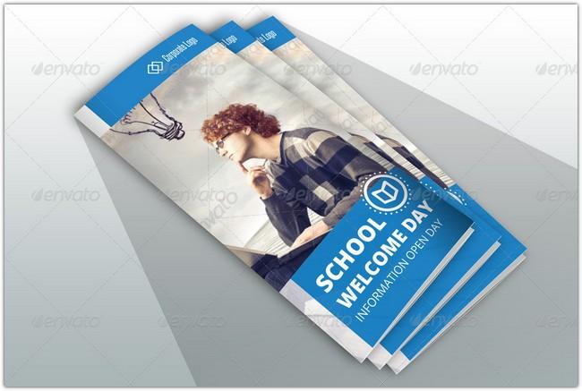 School Brochures Bundle 3x