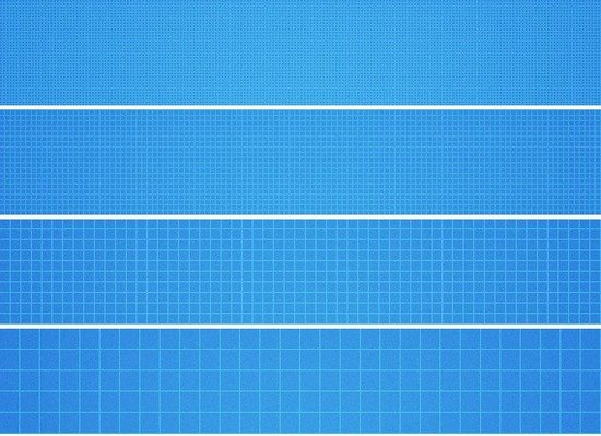 Seamless P'Shop Grid Patterns