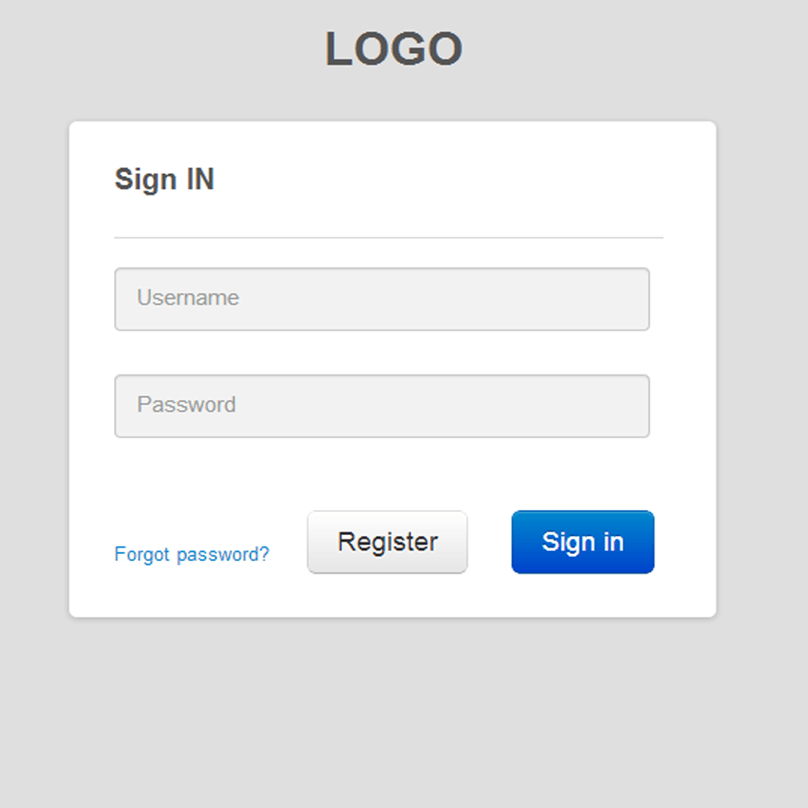 Secure-PHP-Login & Registration System