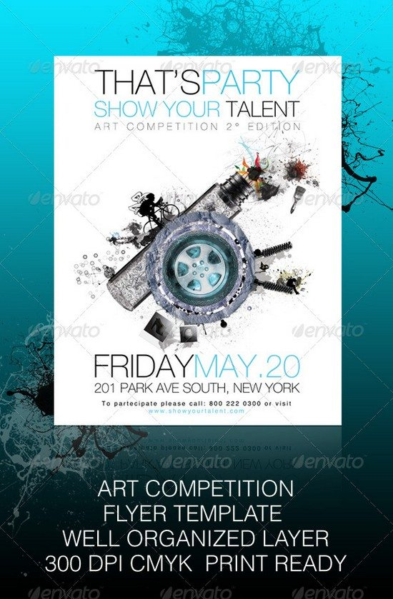 Show Your Talent - Art Competition