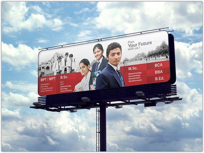 Signage Billboard Design