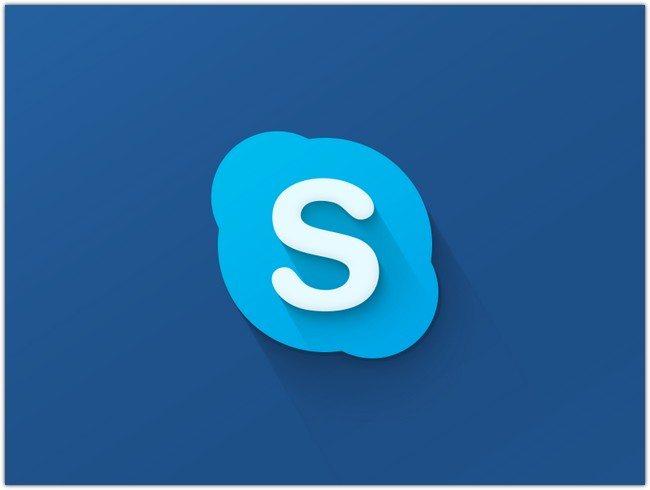Skype flat