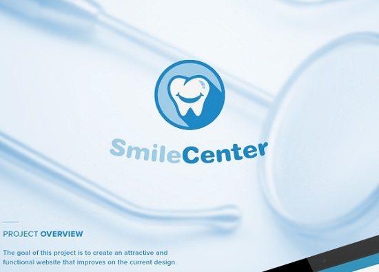 Smile Center Redesign