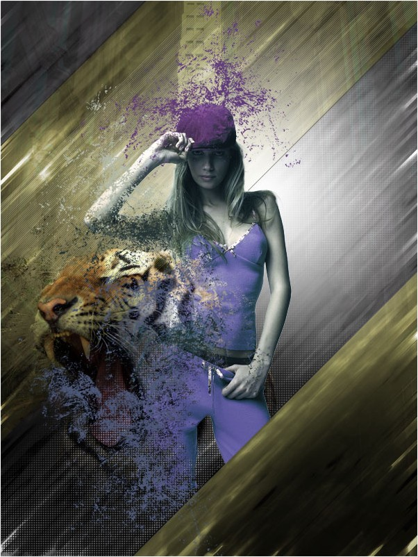 Soul Rebel Poster Tutorial