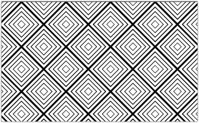 Square Geometric – Free repeat pattern