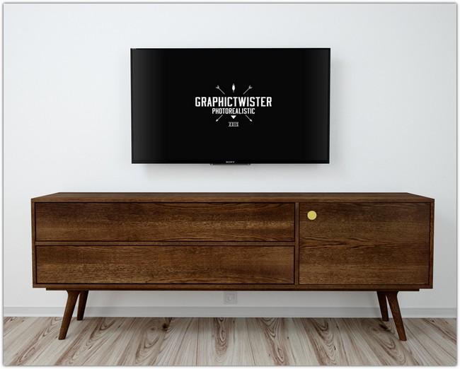 TV Sony Mockup