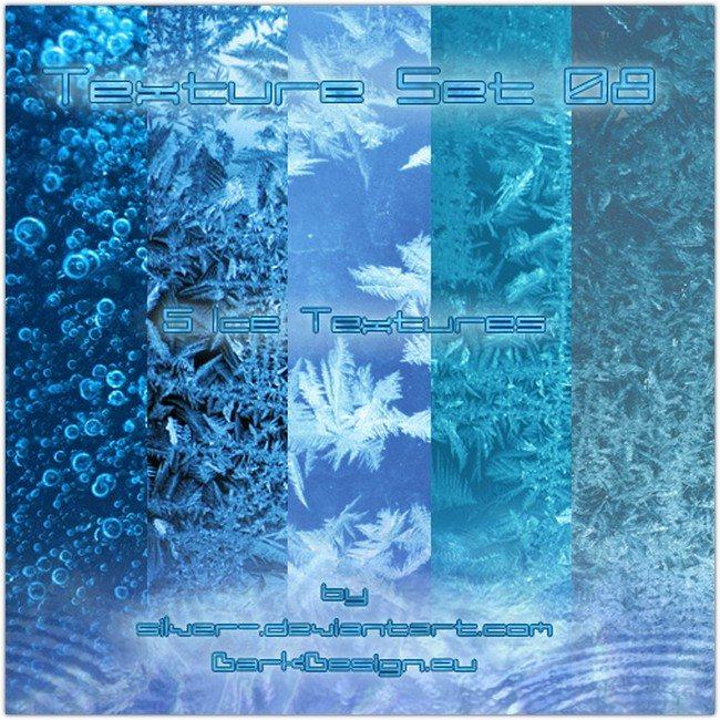 Texture Set 08 'Ice'