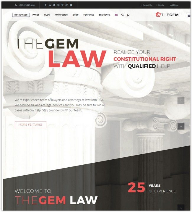 TheGem - Creative Multi-Purpose