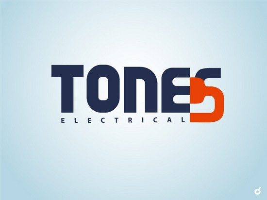 Tones Logo Electrical Business