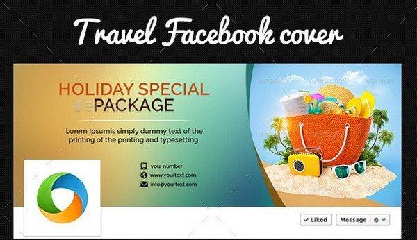 85+ Best Facebook Cover PSD Templates 2019 - Templatefor
