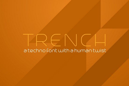 Trench Font