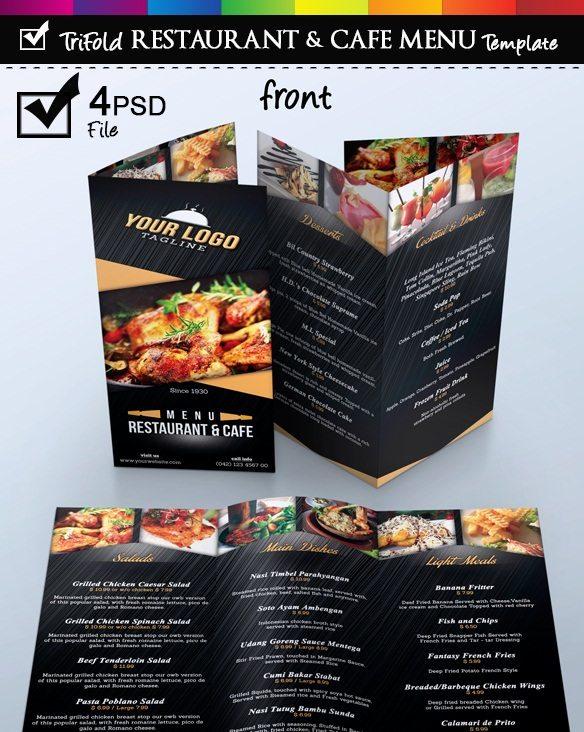 Trifold-Restaurant-Cafe-Menu-Template