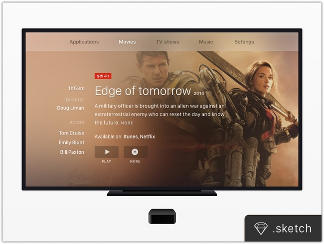 V Screen + Apple TV [FREEBIE]