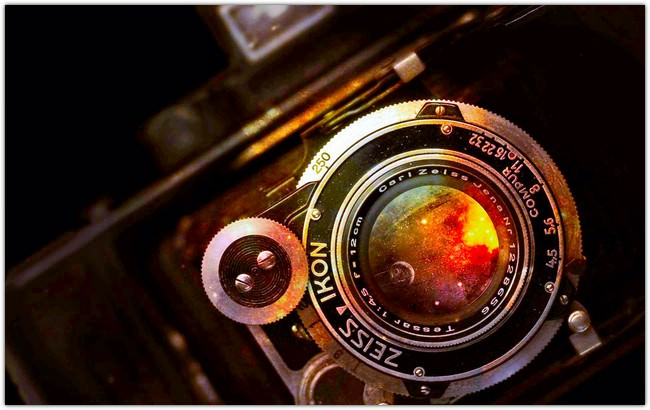 VINTAGE Carlzeiss Camera