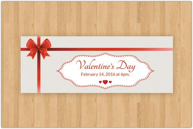 Valentine Event Ticket