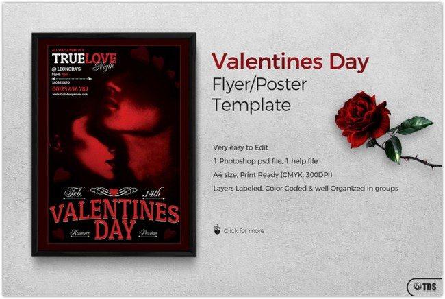 Valentine's Day Free Flyer
