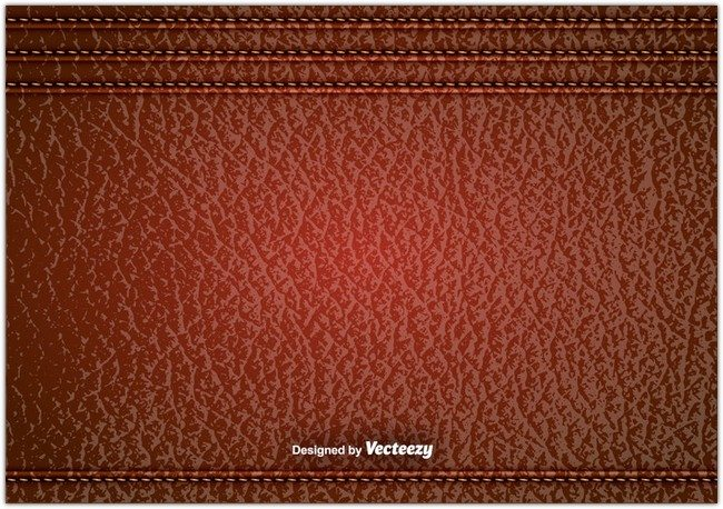 Vector Red Leather Texture