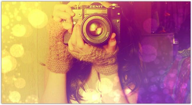 Wallpaper de Camera